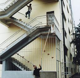 建筑内外墙粉刷翻新