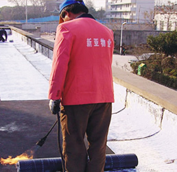 建筑防水服务